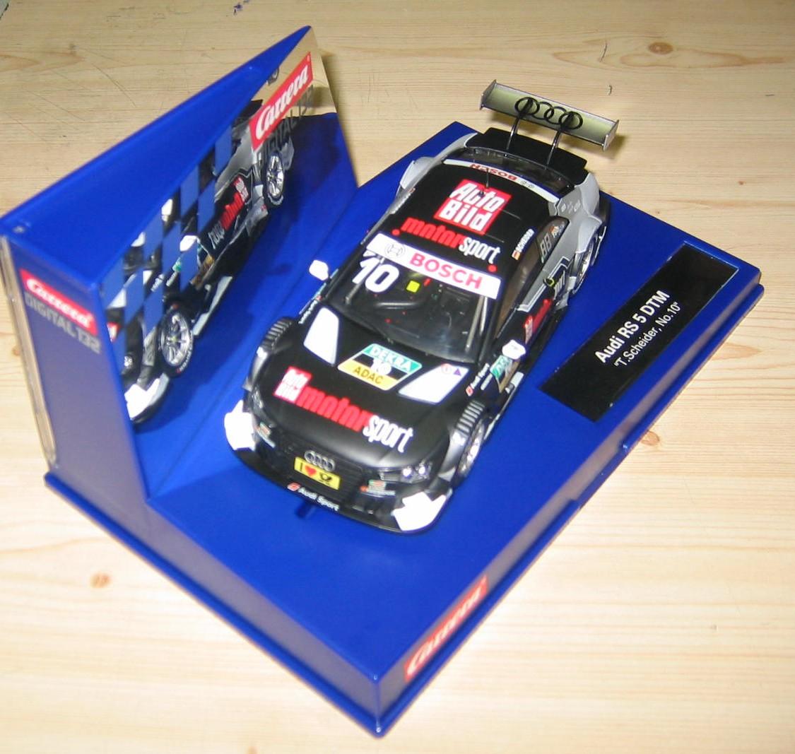 Audi RS 5 DTM Audi Sport Team Phoenix Timo