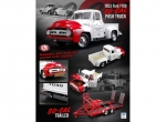 "1953 Ford F-100 ""So-Cal"" Speedshop Push Truck, 1/18 Diecast, ACME 1807208"