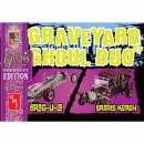 Graveyard Ghoul Duo (George Barris Commemorative Edition), 1/25, AMT1017