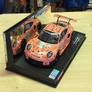 Porsche 911 RSR #92 Pink Pig Design, Digital124, Carrera 20023886, 23886