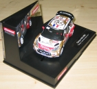 Citroen DS3 WRC, Citroen Total Abu Dhabi #1, Evolution analog, Carrera 27460