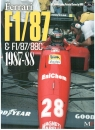 11, Joe Honda Racing Pictorial Series #11, Ferrari F1/87/88C 1987-88, Hiro #11