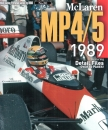 30, JOE HONDA Racing Pictorial Series by Hiro #30, McLaren MP4/5 1989, Hiro #30