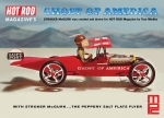 Stroker McGurk Ghost of America Flying Car, 1/25, MPC Modelkit 866