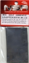 Self adhesive Lead Weight 50 x 80 x 2.0mm, NSR4831