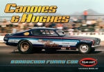 Plymouth Barracuda NHRA Vintage Candies $ Hughes Funny Car, 1/25, Polar Lights 0853