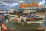1970 Dodge Charger Funny Car, 1/25, Polar Lights 0935