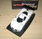 NISSAN R390 GT1, Racing white, 1/32, Reprotec 501001