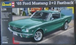 65 Ford Mustang 2+2 Fastback, 1/24, Revell 7065