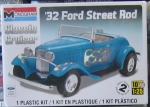 32 Ford Street Rod, 1/25, Revell USA 85-0882