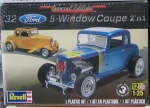32 Ford 5-Windows Coup