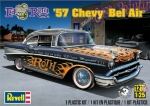 1957 Chevrolet Bel Air Ed Roth, 1/25, Revell USA 85-4306