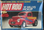 41 Willys PickUp, Revell USA 7118
