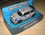 BMW MINI Cooper F56, Mini Challenge 2016 – Luke Reade, Scalextric C3873