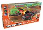 Micro Scalextric QUICK BUILD Bash 'n' Crash Set, 1:64, Scalextric G1116