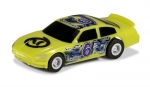 Micro - US Stock Car #6, green, 1/64, Scalextric Micro G2158