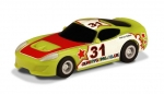 Micro - US Stock Car #31, green, 1/64, Scalextric Micro 2160