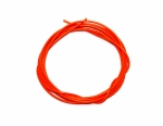 Electric SILICONE cable oxygen free ORANGE, 1mm, SLPL107040