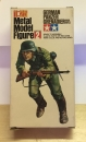 German Panzer Grenadier mit Gewehr, 1/25 Metal Model Figure #2, Tamiya M F002