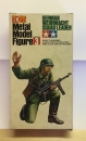German Wehrmacht Squad Leader, 1/25 Metal Model Figure #3, Tamiya M F003